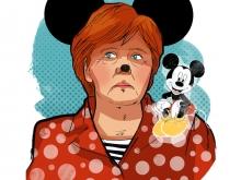 """Mousy Merkel"""