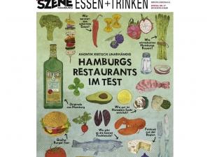 """""""Essen und Trinken"""" Szene Hamburg"""