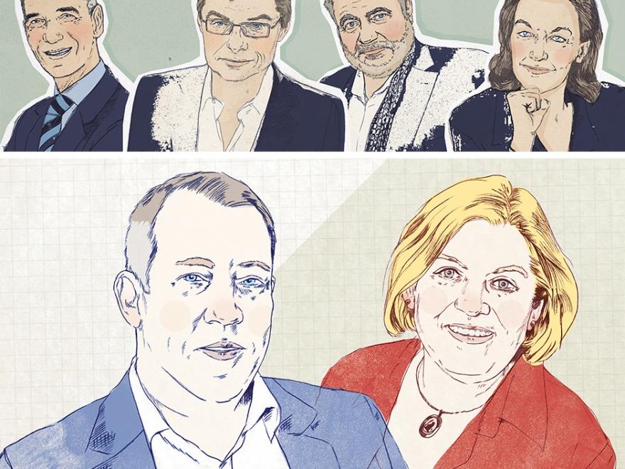 Schwäbische Zeitung / Porträts