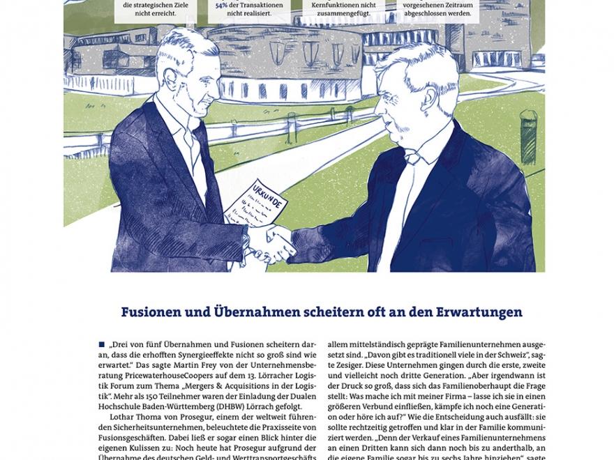 BVL Magazin 3 / Lörrach