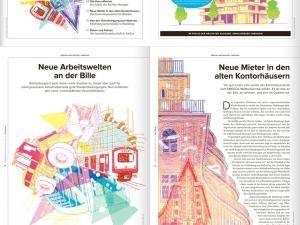 Hamburger Wirtschaft – Immobilienstandort Hamburg