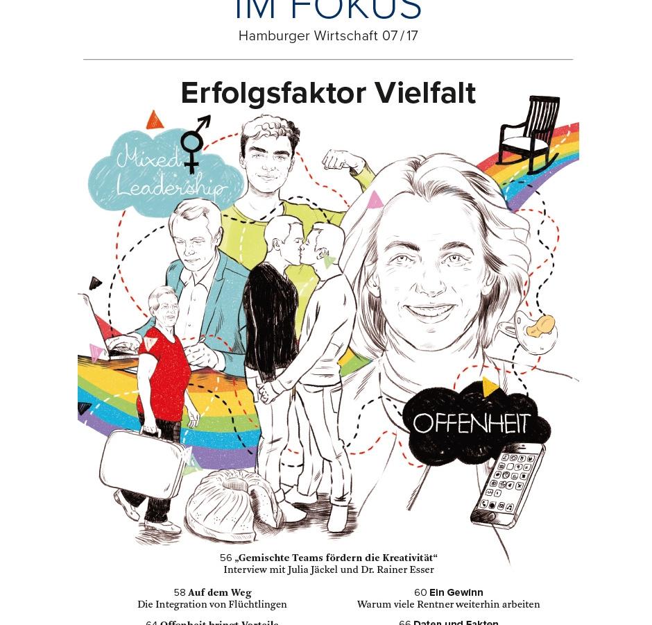 FOKUS – Erfolgsfaktor Vielfalt